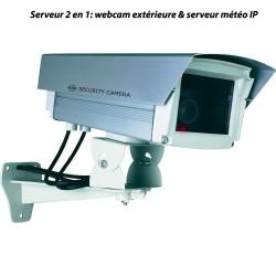Webcam HD extérieure