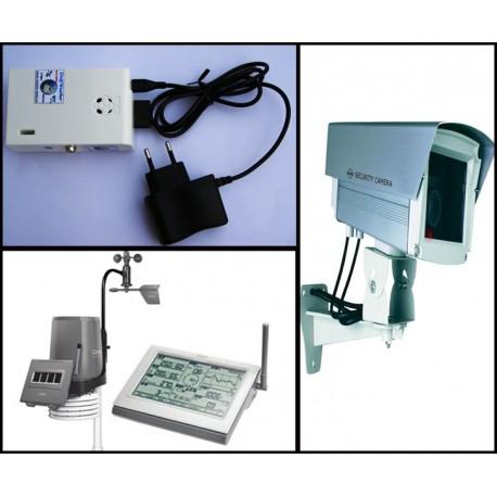 VP2 + Mini-Serveur + Webcam HD